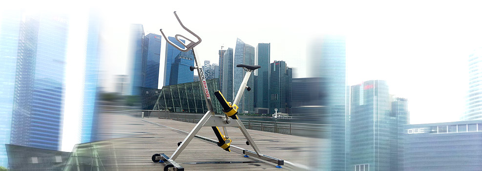 poolbiking Singapur